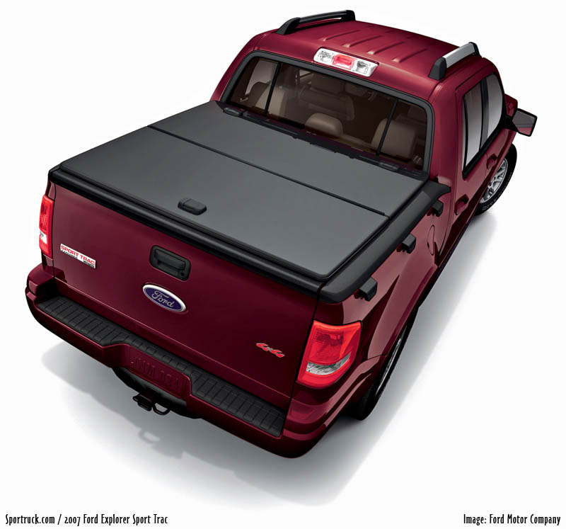 Ford Explorer Sport Trac Bed Cover