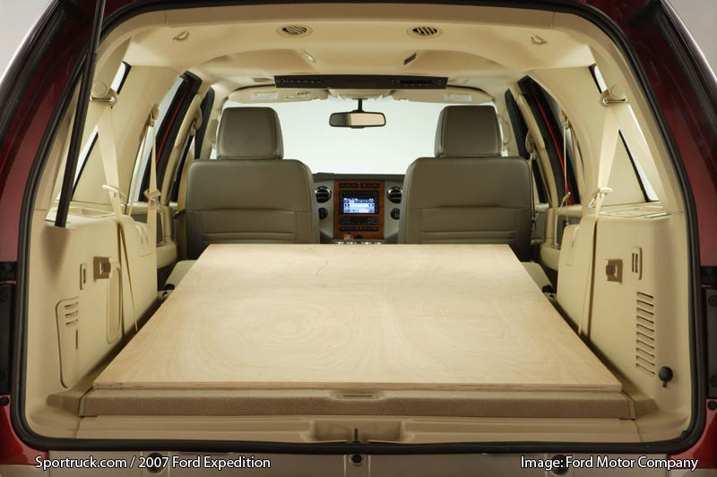2007 Ford Expedition Pictures And Information Sportruck Com