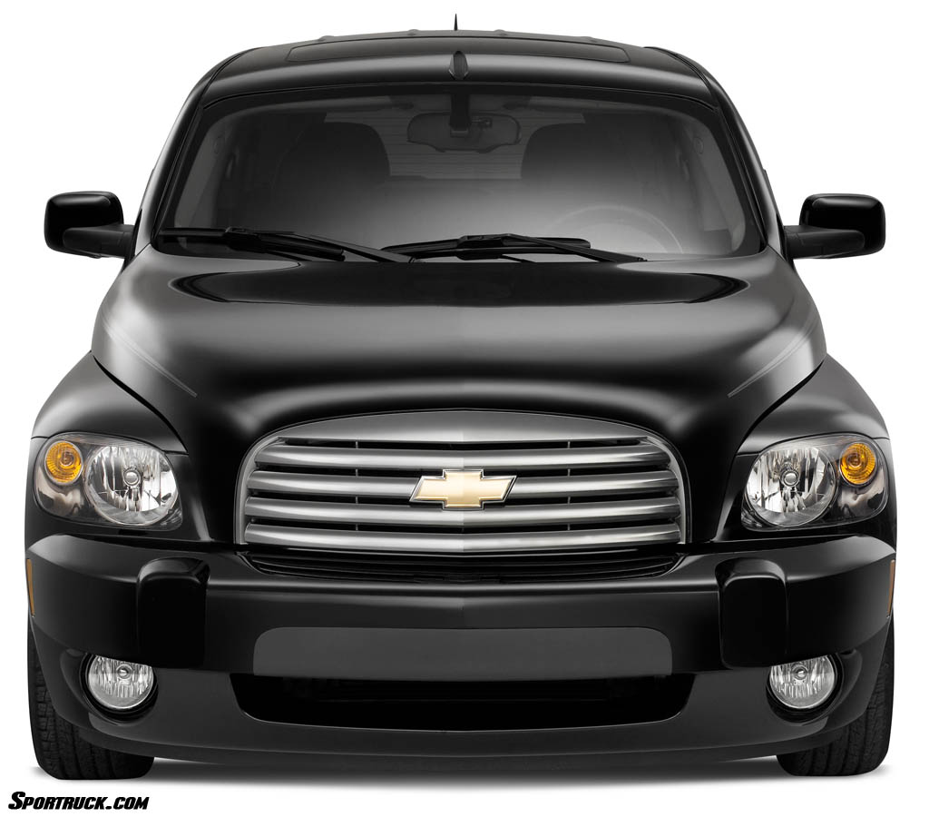 All Chevy 2006 chevy hhr for sale : 2007 Chevrolet HHR Fall Limited Edition - Pictures and Information ...
