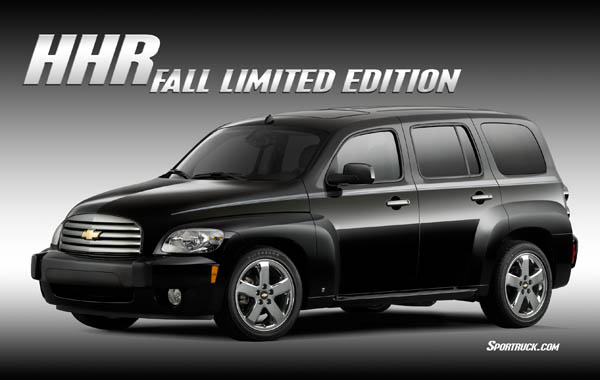 2007 Chevrolet Hhr Fall Limited Edition Pictures And