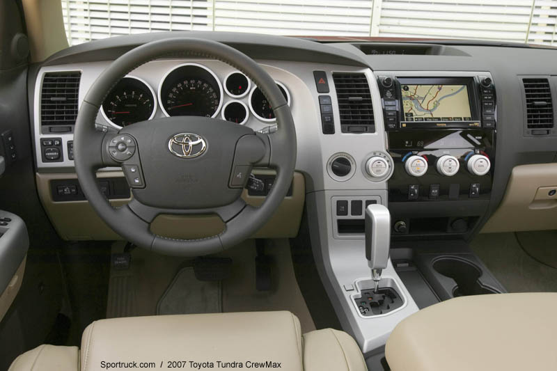 2007 Toyota Tundra CrewMax - Pictures and Information ...