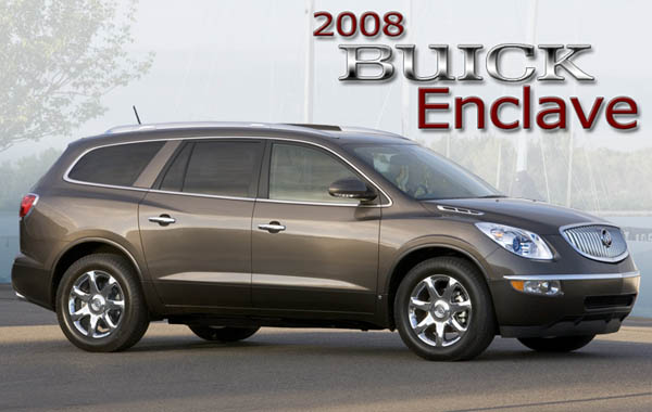2008 Buick Enclave Pictures And Information Sportruck Com