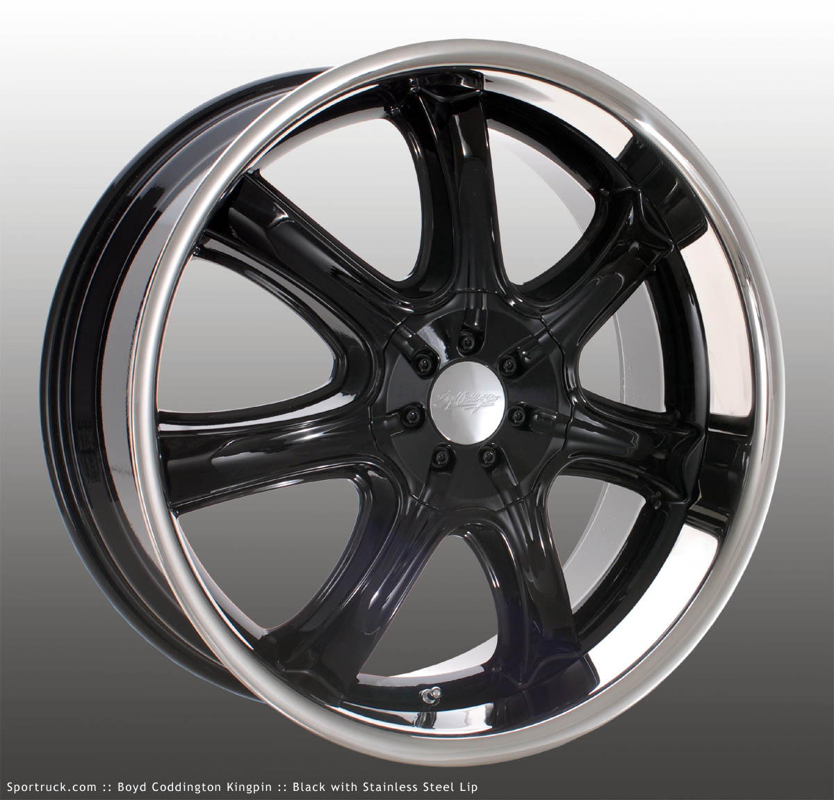 15 Inch Tires >> 2008 GMC Sierra by Boyd Coddington - Sportruck.com