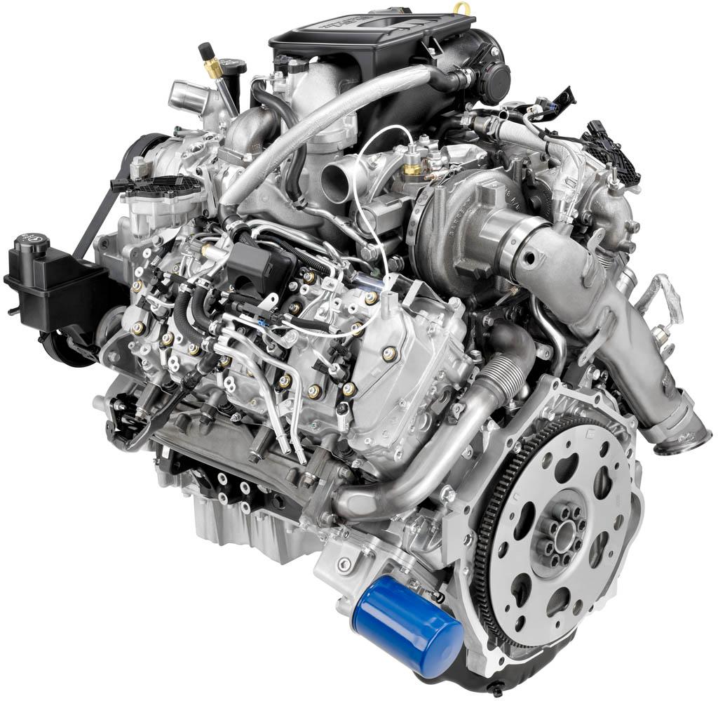 2011 Chevrolet Silverado HD: Best Horsepower and Torque ...